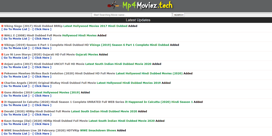 32 Dual Audio Movies Download Sites Free (Updated links)
