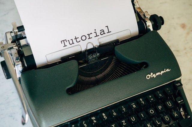 Online Tutorial Jobs