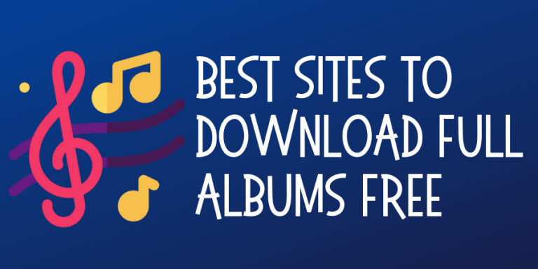Best Sites to Download Full Albums for Free